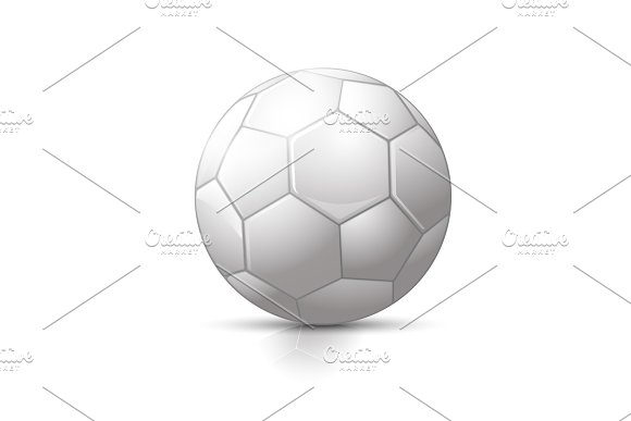 Soccer Ball With Classic Design