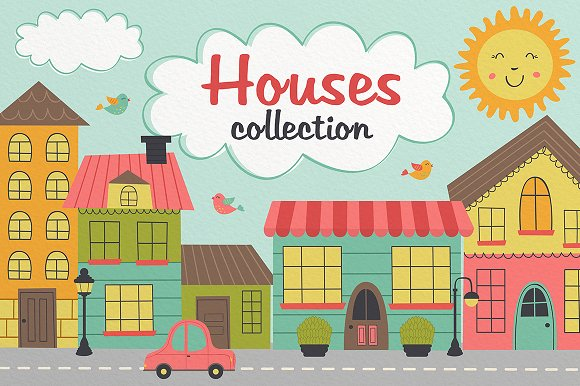 Houses Collection