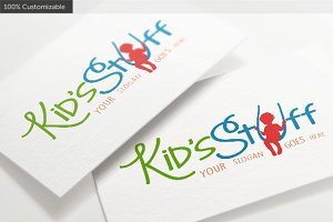 Kid / Child  Logo