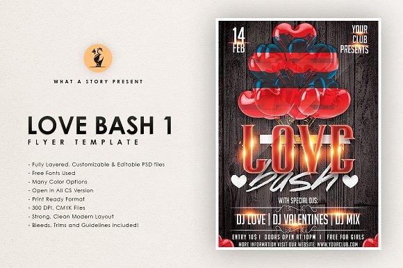Love Bash 1