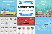 Warehouse, Logistics and Delivery