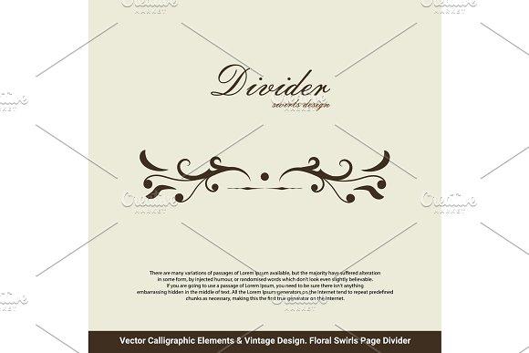 Vector Card Invitation Elements