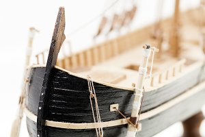 details of a small ship