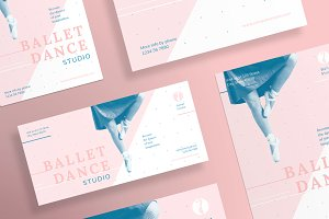 Flyers | Ballet Dance Studio