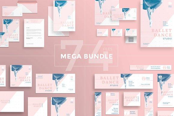 Mega Bundle Ballet Dance Studio