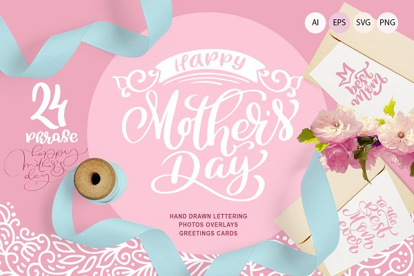 Mother`s Day greeting quotes & card…