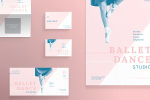 Print Pack | Ballet Dance Studio