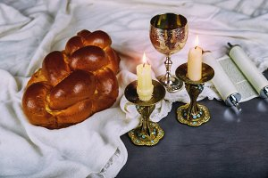 Shabbat Shalom Traditional Jewish