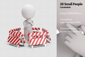 3D Small People - Constraints