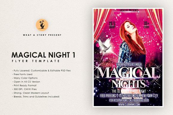 Magical Night 1