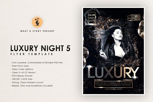 Luxury Night 5