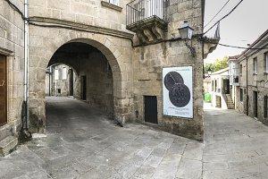 Allariz old town