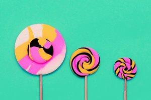 Candy Ice cream Sweet Fashion art. M