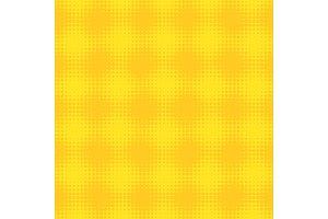 Yellow halftone background vector