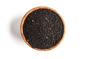 Nigella sativa(Black cumin) isolated