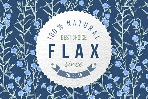 Flax designs