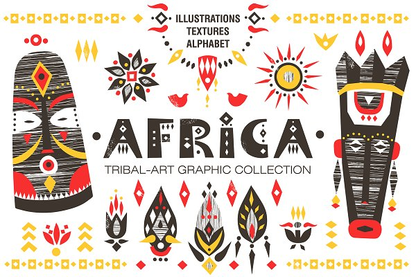 Africa - Tribal-art collection