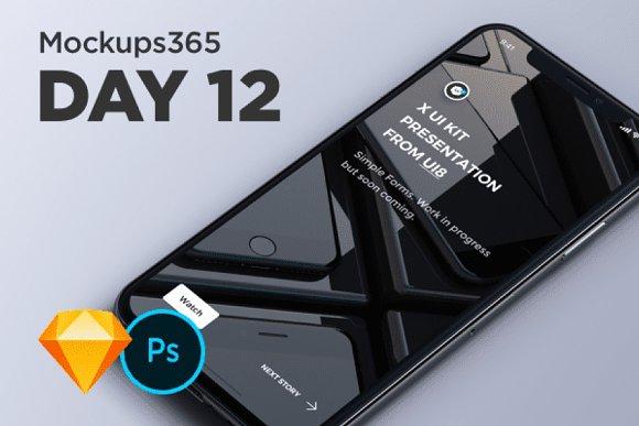 Mockups365 Day 12