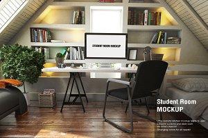 Student Room Mock-Up
