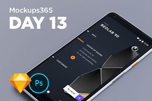 Mockups365: Day 13