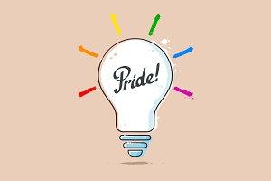 Pride Bulb
