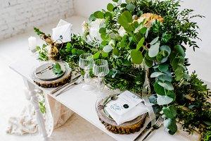 Wedding. Banquet.