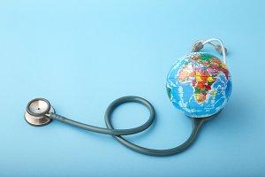World Health Day Symbolic Concept 2018 Photos Creative Market