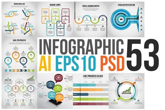 Infographic Set 53