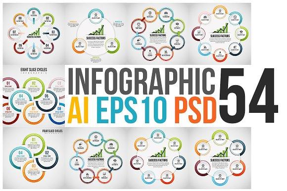 Infographic Set 54