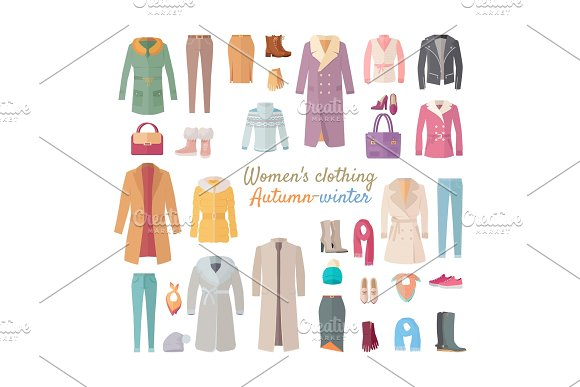 Women S Clothing Autumn Winter Collection
