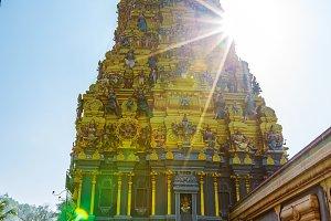 Pathirakali Amman Temple, Sri Lanka