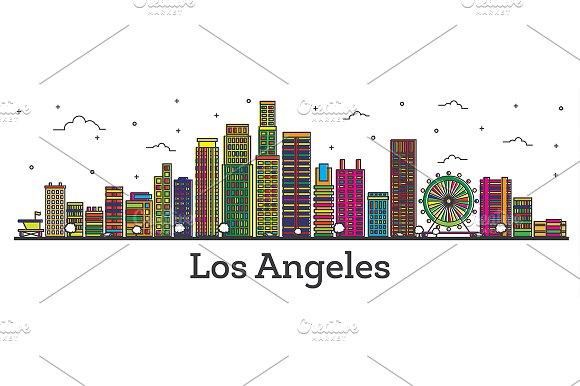 Outline Los Angeles California City