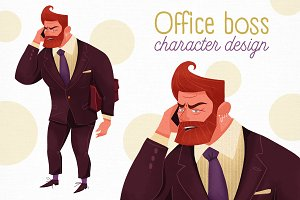 The office boss