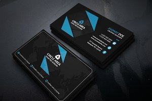 cCreative business card