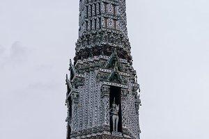 Dome Top of Wat Arun