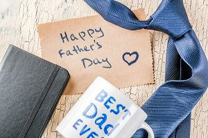 Father's Day gift concept