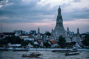 Reconstructed Wat Arun