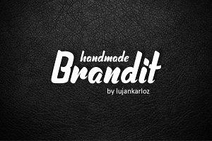 Brandit - Typeface