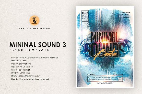 Minimal Sound 3