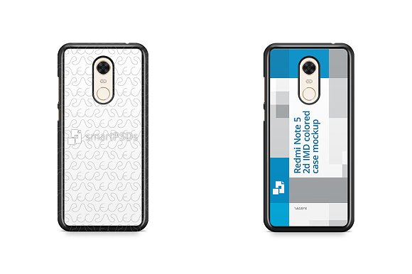Huawei Mate 10 Pro 2d PC Colored
