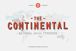 Intro Sale 90% Off - TF Continental