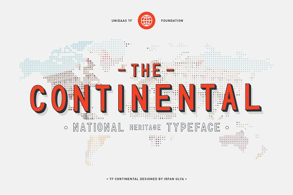 Intro Sale 90% Off TF Continental