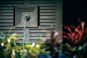 Low Key Water Fountain