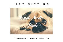 Pet Lovers Social Media Pack