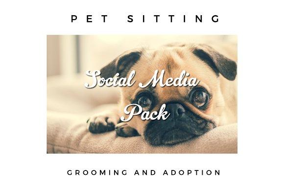 Pet Lovers Social Media Pack