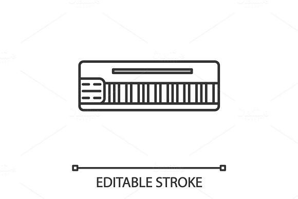 Mellotron Linear Icon