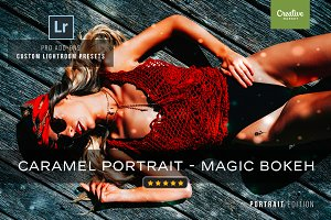 150+ Portrait Lightroom Presets