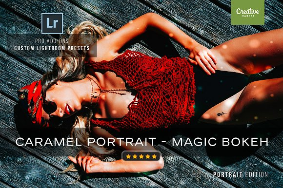 150 Portrait Lightroom Presets