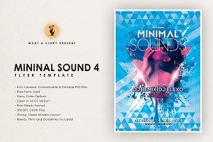 Minimal Sound 4