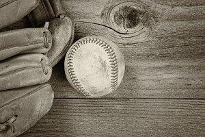 Vintage Baseball Stuff